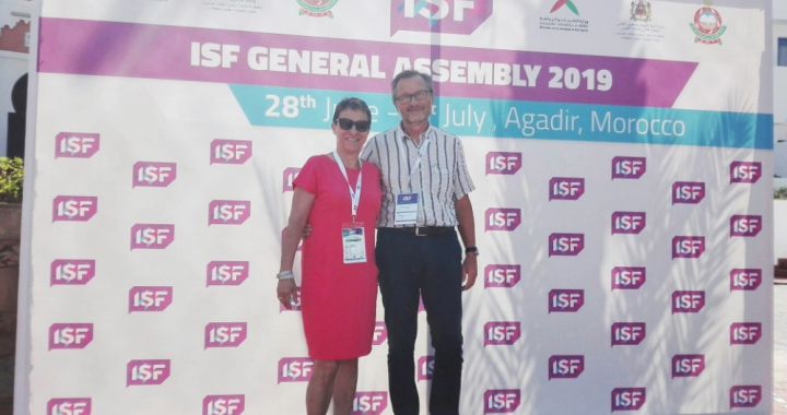 Mimořádné jednání General Assembly ISF